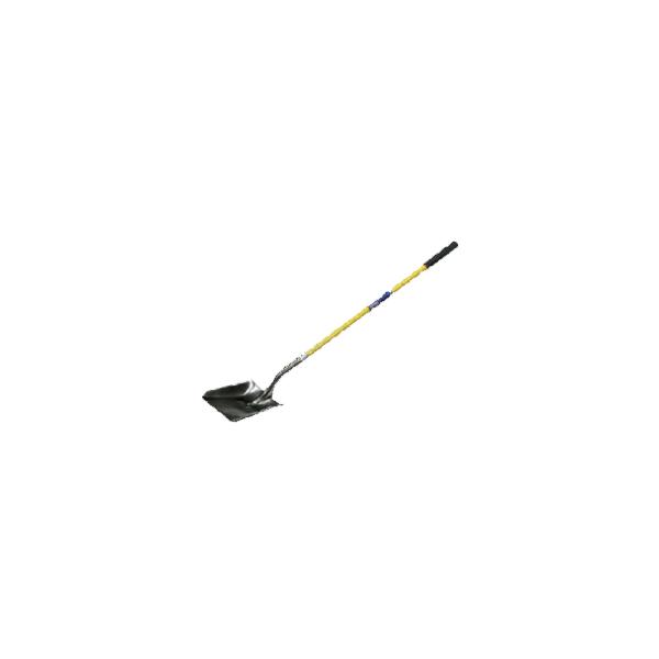 Square-Point-Shovel-(Open-Back)-(Long-Handle)
