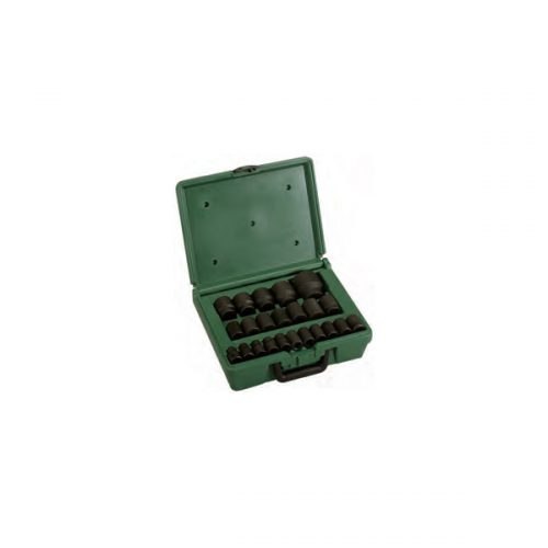 "1/2"" Impact Socket Set (Metric) (Regular Length)"