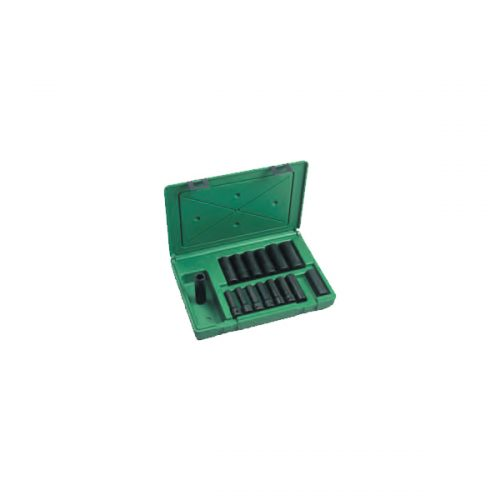 "1/2"" Impact Socket Set (Metric) (Long Length)"
