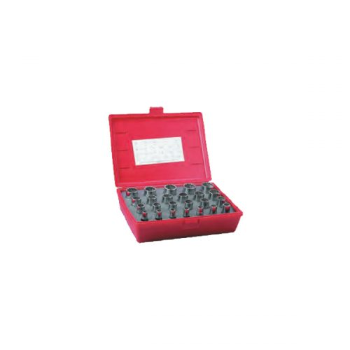 "1/2"" Metric Socket Set (Long Length)"