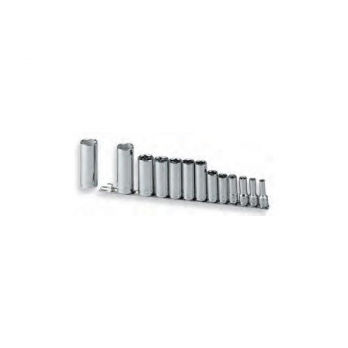 "1/4"" Socket Set (Standard, Long Length)"