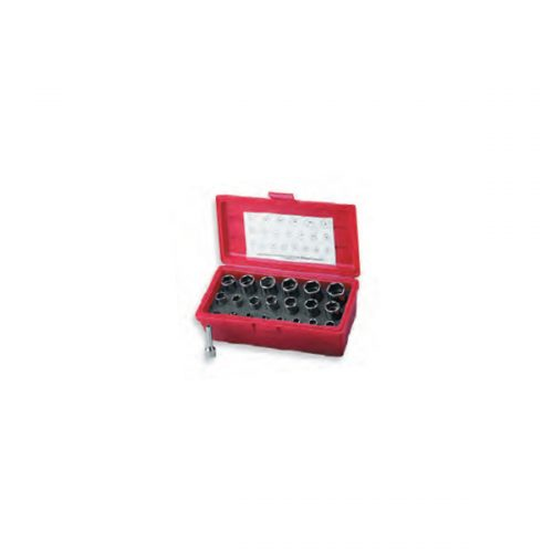 "3/8"" Socket Set (Metric, Long Length)"