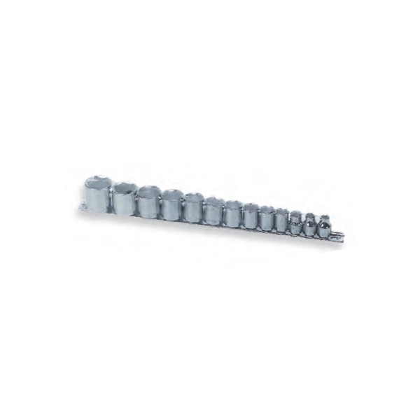 "3/8"" Socket Set (Standard, Regular Length)"