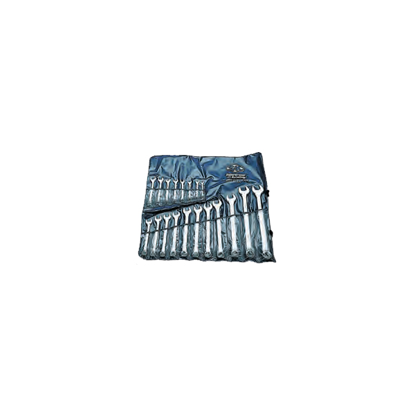 Combination Wrench Set (Box and Open End) (19 Piece Set)