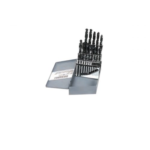 Drill Bit Set (High Speed Steel) (25 Piece Set)