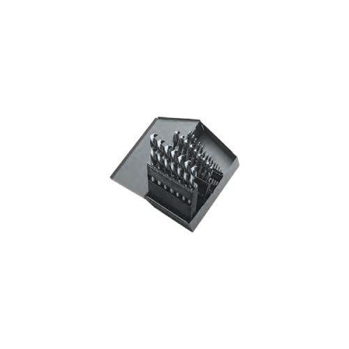 Drill Bit Set (High Speed Steel) (29 Piece Set)