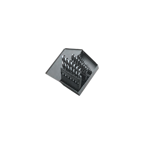 Drill Bit Set (High Speed Steel) (29 Piece Set)