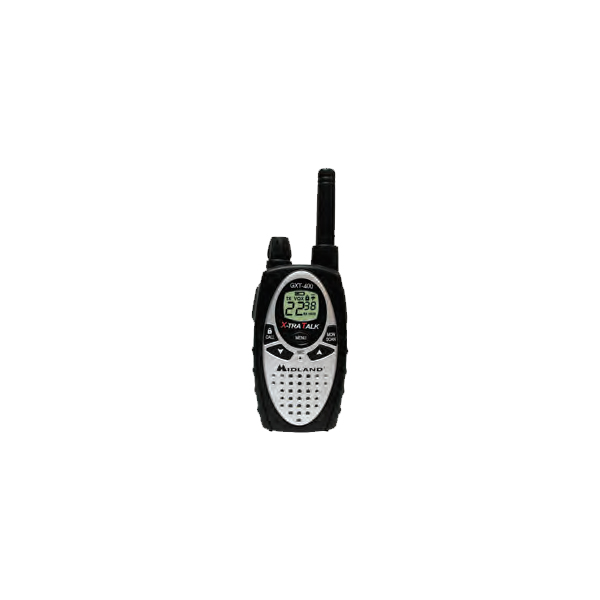 FRS/GMRS Walkie-Talkie Radio Set