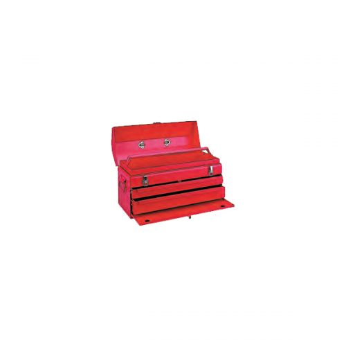 Portable Tool Box (Roof-Style)